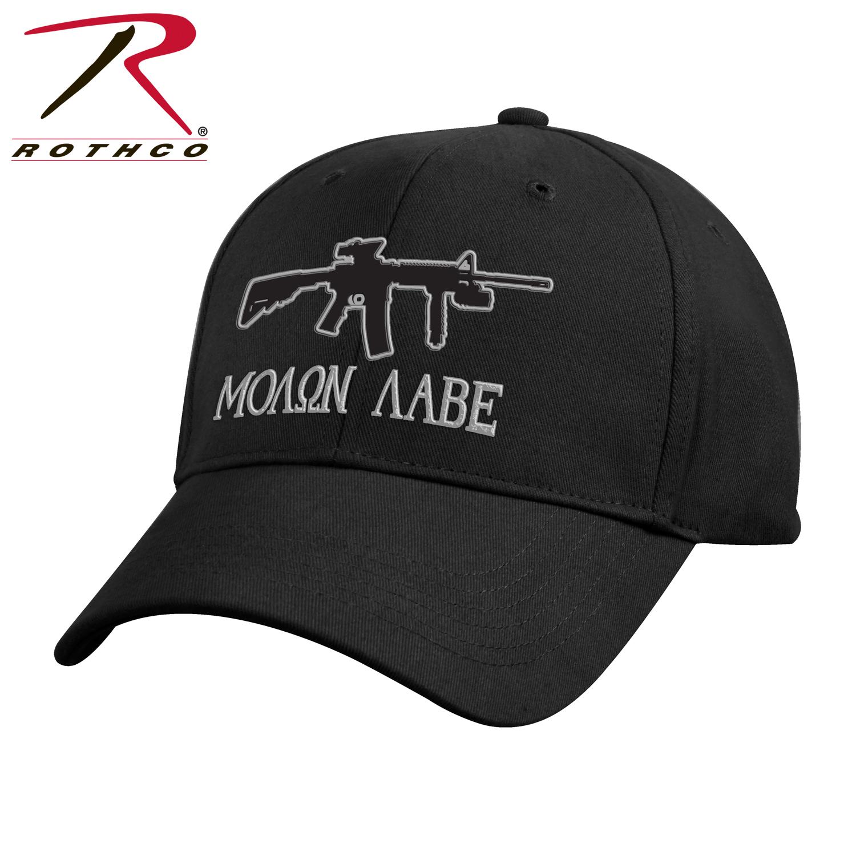 37b18371b2b Rothco Molon Labe Deluxe Low Profile Cap