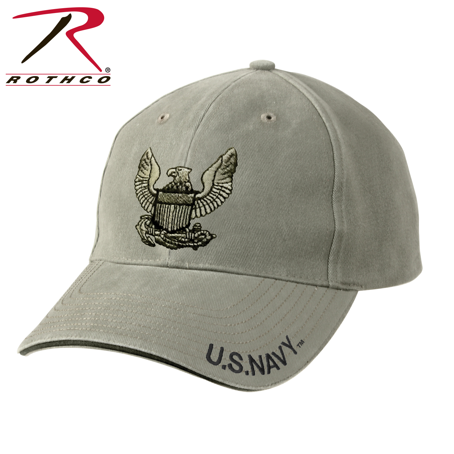 Rothco Vintage U.S. Navy Eagle Low Profile Cap 7a1f3793223