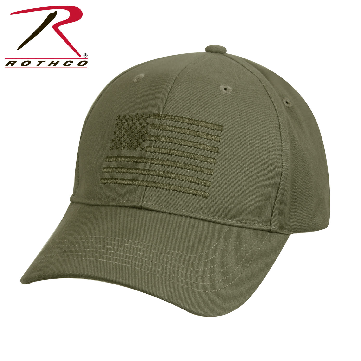 Rothco U.S. Flag Low Profile Cap 4a5f02225e2