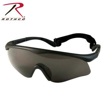 Rothco Firetec Interchangeable Sport Glass Lens System, glasses, sports glasses, lens, lenses, goggles, interchangeable, rothco, firetec, eyewear