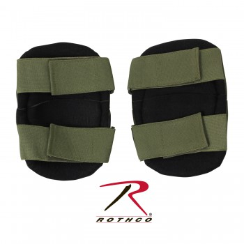BLACK Military /& Swat Tactical Protective Gear Elbow Pads 11057