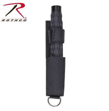 Rothco expandable rubber grip baton, Rothco expandable baton, Rothco rubber grip baton, expandable rubber grip baton, rubber grip baton, expandable baton, baton, batons, rubber, rubber grip, law enforcement, law enforcement gear,  police duty gear, law enforcement supply, law enforcement equipment, police accessories