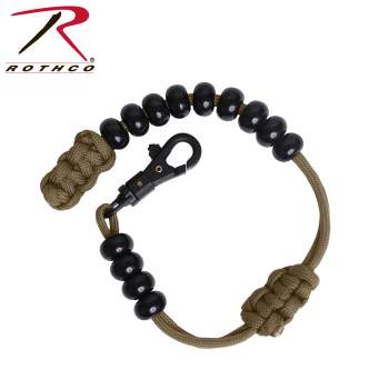 Rothco Paracord Pace Counter, Paracord Pace Counter, Pace Counter, Pace Count Beads, Pace Beads, Ranger Pace Beads, Ranger Beads, Army Ranger Beads, Pace Cord, Paracord Ranger Beads, Military Beads, Distance Beads, Paracord Bead Knot, Ranger Counter