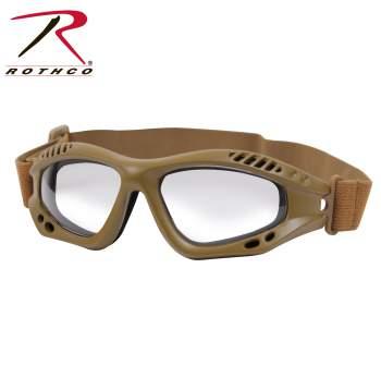 Rothco ANSI Rated Tactical Goggles, ANSI, ANSI Rated, tactical, tactical goggles, goggles, goggle, tactical equipment, tactical gear, eyewear, tactical eyewear, police gear, military gear, ANSI rated eyewear, military goggles, police goggles, shooting goggles, ansi shooting goggles, ansi z87, safety goggles, tactical safety gear, anti-fog goggles, anti-scratch goggles