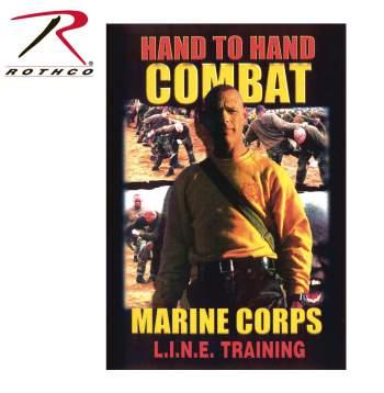 Rothco Marine Corps Hand To Hand Combat dvd, dvd, marines dvd, hand to hand combat, marine movie, movie