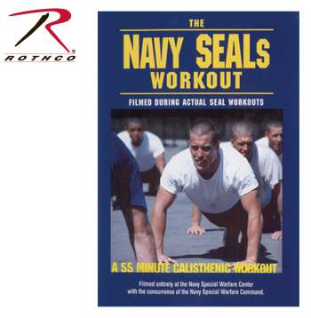 Navy Seals Workout DVD, dvd, seals dvd, navy seals dvd, workout dvd, navy seals workout, movie, seals movie, navy seals movie