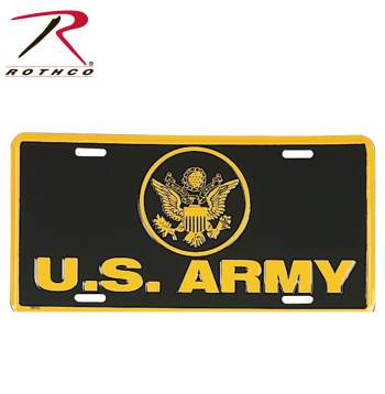 license plate, vanity plate us army plate, us army license plate, vanity plate of us army, US army, us army, Army, army, army, army gifts, army decorations, army accessoires