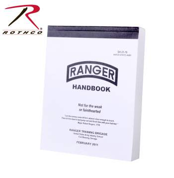 ranger handbook, military hand book, military manual, manual, ranger manual, army manual, guide, books, guide book