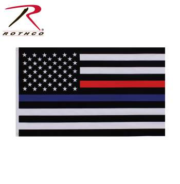 Rothco Thin Blue Line Flag, thin blue line flag, thin blue line, blue line, blue line flag, thin blue line flags, american flag with blue stripe, black flag with blue stripe, thin blue line products, law enforcement flag, rothco thin red line us flag, thin red line us flag, thin red line usa flag, thin red line flag, us flag, thin red line, firefighter flag, firefighter american flag, thin red line american flag