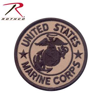 marine patch, hook & loop, hook and loop, patches, military patches, USMC, USMC patch, marines patch, usmc marines,