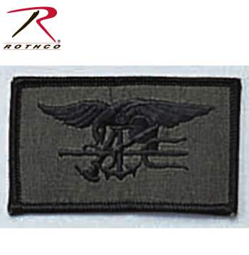 Navy Seal Patch, navy seals, navy, patch, patches, military patch, military patches, rothco, rothco patch, military patches.
