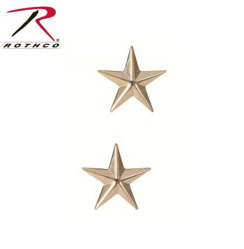 insignia rank, general officers, stars, star insignia