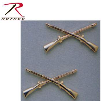 Rothco Officer's Infantry Pin, infantry, infantry pin, officers infantry pin, insignia, pins, rothco, officer