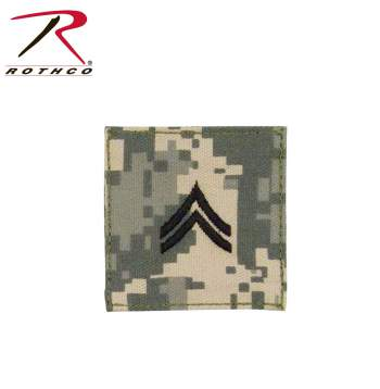 insignia patch, acu patch, acu insignia patch, patches, corporal insignia, rank, rank patch, rank insignia, corporal rank