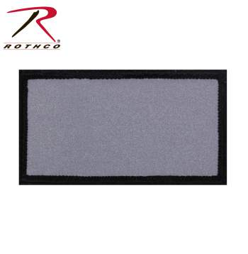 rothco reflective patch with hook back, reflective patch with hook back, reflective patch, patch with hook back, reflective patches, hook back reflective patch, hook back patches, reflective patches with hook back, morale patch, morale, airsoft patches, patches, morale patches, reflective morale patches, reflective military morale patches,