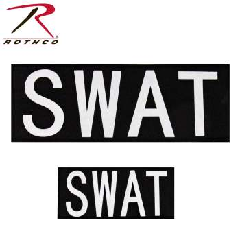 swat patch, patch, swat, police gear, tactical gear, hook & loop patch, jacket patch, vest patch,