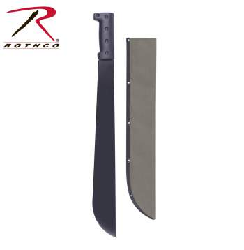 Rothco Machete, Rothco Machete with sheath, Machete, Steel Machete, Carbon Steel machete, carbon steel, carbon steel blade, sheath, machete sheath, machete and sheath, machete, black carbon steel machete, black machete, black steel machete, hunting, camping, machete steel, machete knives, knives, steel knives, knives machete, machetes, steel machetes, carbon steel machetes, knife, knife machete, machete knife, survival machete, tactical machete, survival, tactical, gear, outdoor, outdoor gear, tactical knives, bushcraft, wilderness, bushcraft machete, bushcraft machetes, bushcraft knives, bushcraft knife, bush craft, bush craft machete, bush craft machetes, bush craft knives, bush craft knife, bushcraft equipment, bush craft equipment, bushcraft survival knives, bushcraft survival, carbon steel bushcraft knives, carbon steel bushcraft machetes, bushcraft survival equipment, bush craft survival equipment