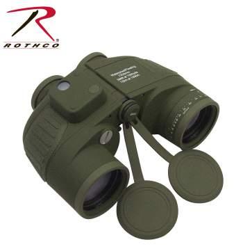 Rothco Military Type 7 x 50MM Binoculars, binoculars, 7 x 50mm, military binoculars, rothco binoculars, 7x50mm