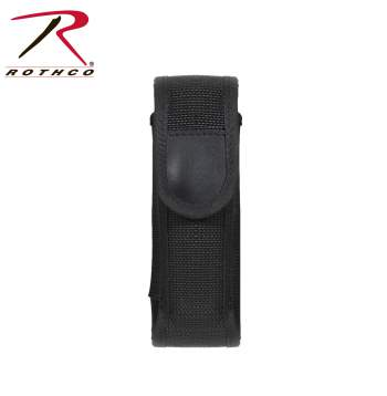 Rothco Enhanced Large Police Pepper Spray Holder, pepper spray holder, pepper spray pouch, police pepper spray, enhanced pepper spray holder, law enforcement