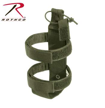 Rothco Lightweight molle bottle carrier, lightweight molle bottle carrier, lightweight bottle carrier,  molle bottle carrier, bottle carrier, molle, m.o.l.l.e bottle carrier, water bottle carriers, water bottle carrier, bottle carriers, sports bottle carrier, thermal bottle carrier, molle water bottle pouch, molle water bottle holder, molle bottle, molle bottle pouch, Rothco molle water bottle pouch, molle water bottle pouches, water bottle molle, water bottle holder,