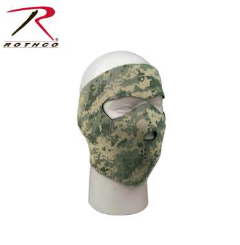 Rothco Reversible Neoprene Facemask, Rothco neoprene facemask, Rothco facemask, Rothco reversible facemask, Reversible neoprene facemask, neoprene, neoprene facemask, Rothco facemasks, reversible facemask, reversible facemasks, facemasks, facemask, ski mask, airsoft masks, airsoft mask, ski masks, neoprene ski mask, motorcycle face mask, motorcycle mask, hunting face mask, hunting facemask, woodland camo facemask, polyester, woodland camo, pink camo facemask, acu digital camo facemask, Woodland Digital Camo facemask, Woodland Digital Camo, Woodland Digital Camo reversible facemask, Winter cap, winter hat, winter caps, winter hats, cold weather gear, cold weather clothing, winter gear, winter clothing, winter accessories, headwear, winter headwear,