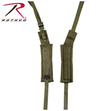 enhanced shoulder straps,alice pack accessories,military gear,military bag accessories,alice pack, alice pack straps,