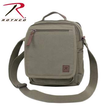 Rothco Deluxe Canvas Shoulder Bag, canvas shoulder bag, everyday work, canvas messenger bag, shoulder bag, crossbody bags, rothco bags, rothco shoulder bags, rothco canvas bags, military messenger bag, mens canvas messenger bags, rothco canvas shoulder bag, canvas messenger bags, shoulder bags, canvas bag<br />