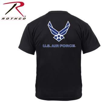 Rothco Veteran T-Shirt - Black, veteran shirt, military veteran shirt, navy shirt, air force shirt, navy veteran shirt, air force veteran shirt, shirt for veterans, military shirt, military tees, military t-shirts