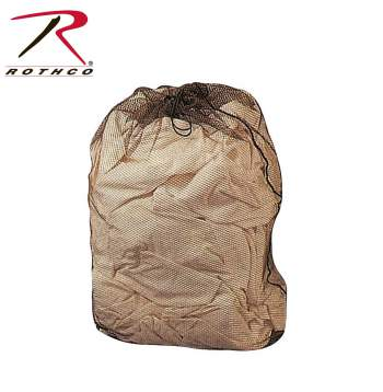 mesh bag,nylon mesh bag,laundry bag,military laundry bag,