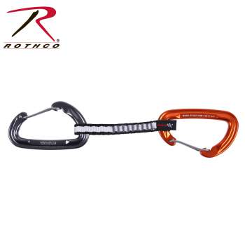 carabiner, firefly II Quickdraw cypher, climbing material,