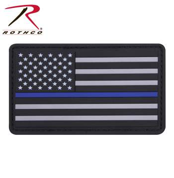 Rothco Thin Blue Line Flag Patch, Rothco, Thin Blue Line, The Thin Blue Line, thin blue line flag, think blue line sticker, thinblueline, blue thin line, thin blue line flags, thin blue line products, blue line flag, police blue line, police, law enforcement, thin blue line flag patch, flag patch, blue line flag patch, patch, flag patch, thin blue line flag patch, blue line flag patch, police flag patch