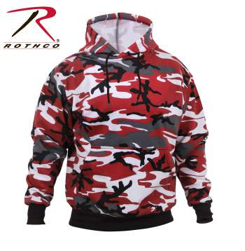 Ultra Violet Camouflage Pullover Hooded Hoodie Sweatshirt Rothco 4790