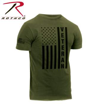 Rothco Veteran Flag T-Shirt, veteran shirt, vet t-shirt, US flag shirt, American flag on shirt, American flag print shirt, American flag t-shirt, patriotic t-shirt, American flag t-shirt, veteran clothing, US veteran shirt, military shirt, military veteran shirt, army veteran t-shirts, army vet shirts, army veteran apparel, military veteran t-shirts, combat veteran apparel, veteran tees, army t-shirt, patriotic clothing