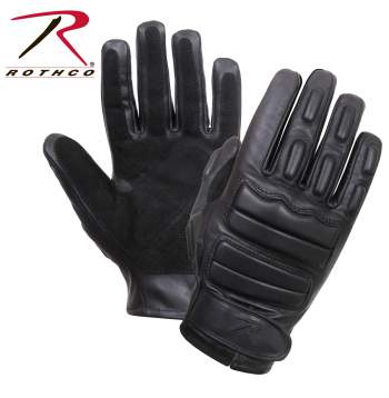 Rothco Padded Tactical Gloves, Tactical Gloves, Padded Tactical Gloves, Padded Gloves, military padded gloves, military gloves, army padded gloves, army gloves, combat padded gloves, combat gloves, tac gloves, combat gloves, shooting gloves, black tactical gloves