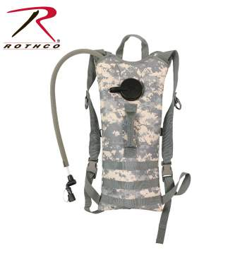 M.O.L.L.E. 3-Liter MultiCam Backstrap Hydration System, molle, MultiCam Backstrap, rothco, rothco backstrap, rothco hydration pack, rothco hydration system, multicam hydration system, camelbak, hiking backpack, water bladder, water pack, water containers, travel backpack, travel backpacks, hydration packs, molle hydration pack