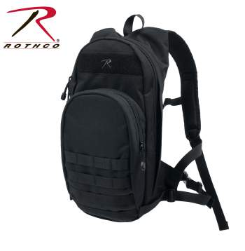 Rothco Quickstrike Tactical Hydration Backpack (No Bladder), Hydration back, tactical pack, tactical backpack, small tactical pack,  compact backpack, tactical backpack, molle packs, Molle backpack, m.o.l.l.e pack, tactical hydration packs, military tactical packs, hydration pack, water backpack, hiking pack, hiking day pack, water bladder, water pack, hydration bladder, hiking backpack, day hiking backpack, water bladder backpack, mountain bike backpack, hiking water backpack, bladder backpack, running water pack, water bladder bag, running water backpack, MOLLE backpack, tactical backpack, tactical pack, military backpack, tactical bag, edc backpack