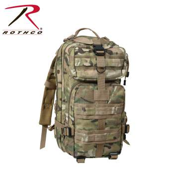 Details about  /Rothco Thin Blue Line Medium Transport Pack 2595
