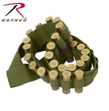 shotgun shell bandolier, bandolier, ammo holder, shotgun reloading, shooting accessories, military gear, shotgun ammo sling, ammo sling, shot gun, shot gun bandolier, tactical bandolier,zombie,zombies
