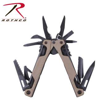 Leatherman OHT Coyote,  leatherman one hand tool  coyote, one hand tool, leatherman tool, oht coyote, leatherman oht, oht, leatherman coyote, multi tool, leatherman knives, leatherman skeletool, skeletool , zombie, zombies,