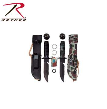 Survival Kit Knife,Survival kit,survival knife,survival knives,knife,knives,tactical knife,tactical knives,rothco,rothco knife kit,knife kit,rothco survival knife,rothco survival knife kit,zombie,zombies