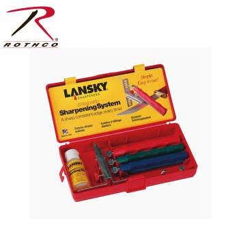 Lansky sharpening system kit,sharpening kit,knife clamp,sharpener,sharpening tool