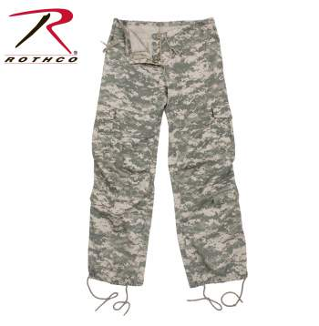 paratrooper pants, fatigue pants, womens paratrooper pants, womens fatigue pants, womens vintage cargo pants, ACU digital, digital camo, camouflage pants, vintage camo pants for women, womens ACU pants, womens vintage ACU fatigues, fatigues, fatigue pants for women, vintage military clothing, vintage womens fatigues, camo, womens camo