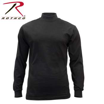 Rothco Mock Turtleneck, Mock T Neck, Mock Turtle Shirts, Mens Mock Turtleneck, Mock Turtleneck Shirts, Mock Turtleneck T-Shirt, Mock Tee, Long Sleeve Mock Turtleneck, Work Shirt, Work Turtleneck Shirt, Under Shirt, Work Shirt, law enforcement shirt, public safety shirt, long sleeve turtleneck shirt, mock turtle neck, black turtleneck mens, mens turtleneck shirt, mock neck, mock neck top, law enforcement turtleneck, police turtleneck, mock shirt