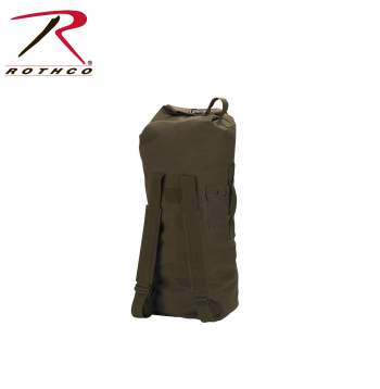 Duffle bag,duffle,military duffle bag,double strap duffle bag,military bag,military duffle,duffle bag with straps,double shoulder strap, baseball bat bag, rothco canvas bags, rothco duffle bags, canvas duffle bags, rothco bags