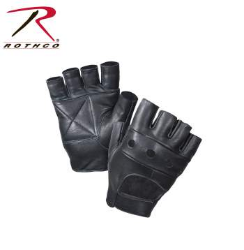 motorcycle gloves,leather gloves,gloves,cowhide leather,glove,black leather gloves,rothco gloves,biker gloves,fingerless gloves,fingerless leather gloves