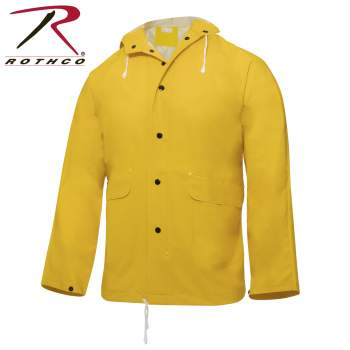 rain jacket, wet weather gear, PVC, PVC rain jacket, slicker, rainwear, outerwear, rain coat, raincoat, yellow rain jacket, georgie, plastic rain capes, buy rain coats, buy rain ponchos, rainponcho, poncho rain, where to buy waterproof poncho, waterproof ponchos for sale, where can you buy ponchos, cheap rain ponchos, long rain poncho, poncho for rain, rain ponchos for sale, IT costume, Georgie, Georgie from IT, IT Movie Costume,