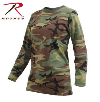 Rothco womens long sleeve t-shirt, Rothco womens long sleeve tshirt, womens long sleeve tshirt, womens long sleeve t-shirt, Rothco womens long sleeve camo t-shirt, Rothco womens long sleeve camo tshirt, womens long sleeve camo tshirt, womens long sleeve camo  t-shirt, camo, camouflage, woodland camo, long sleeve t-shirts, woodland camo long sleeve t-shirt, woodland camo long sleeve tshirt, ladies long sleeve tee, ladies long sleeve tshirt, long sleeve camo tee, long sleeve shirt