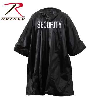 poncho, security, security poncho, wet weather gear, rain gear, rain coat, raingear, ponchos, vinyl ponchos, security guard poncho, poncho clothing, emergency poncho, poncho, poncho clothes, military poncho, poncho