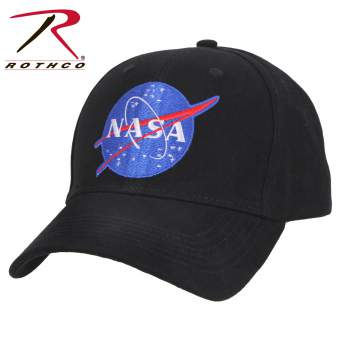Rothco NASA Low Pro Cap, NASA Hat, NASA Low Profile Cap, NASA Cap, NASA Baseball Hat, NASA Baseball Cap, NASA Logo Hat, NASA Ball Cap, Space Hat, Space Cap, Low Profile Hat, Low Profile Cap