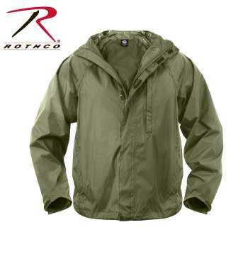 Packable Rain Jacket fa9R1p